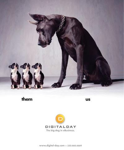 DigitalDay Magazine Ad, Circa 1999