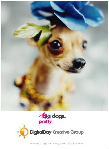 DigitalDay Magazine Ad, Circa 2001