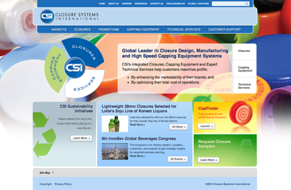 Closure Systems International